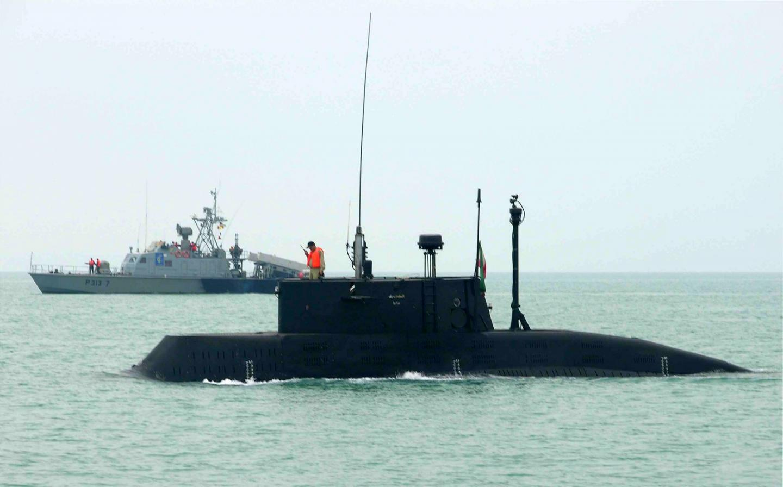 Americas Next Iran Nightmare: Could Tehran Build a Super Submarine Fleet?