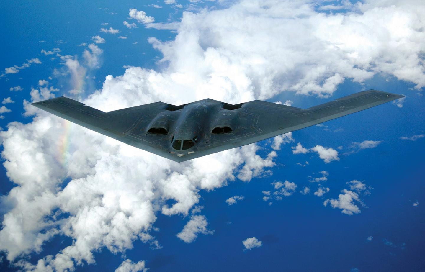 Why the B-21 Stealth Bomber Could Be a the Ultimate Game Changer