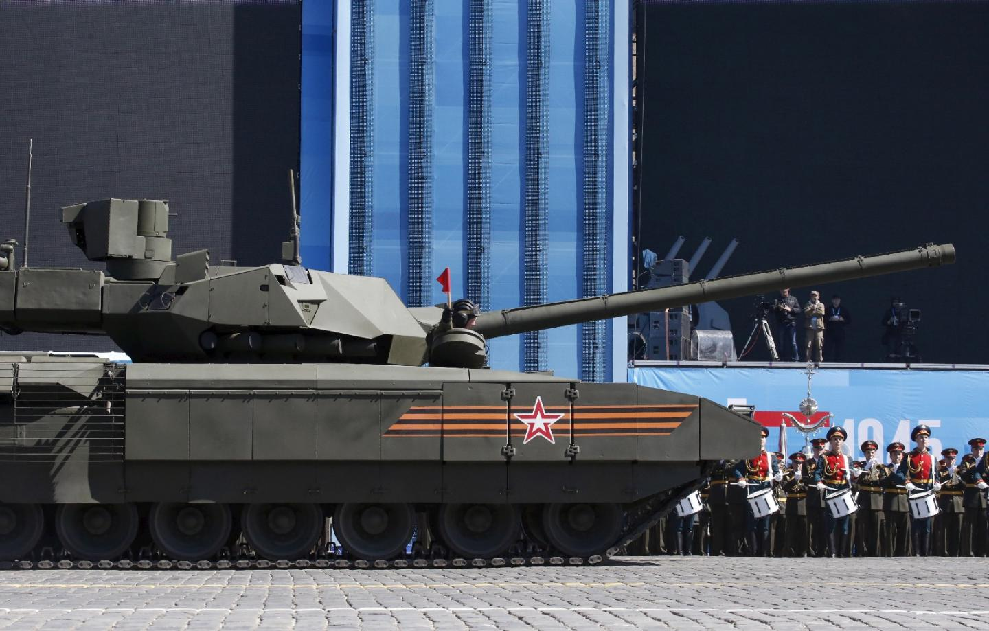 Russias Military Is Transforming (And Getting Stronger) Right Before Our Eyes