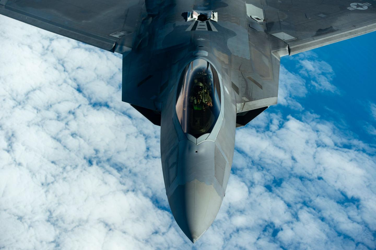 F-15s and F-22s Achieve An Amazing 41-1 Kill Ratio During Mock Combat