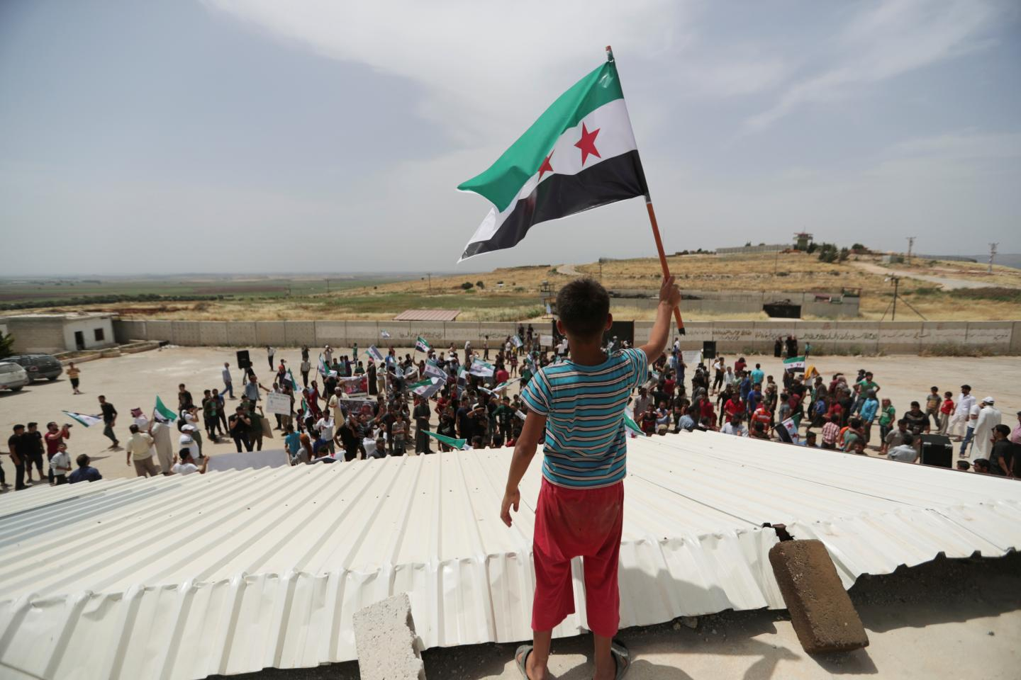 What Has Become of  Abdul-Salaam Ojeilis Syria