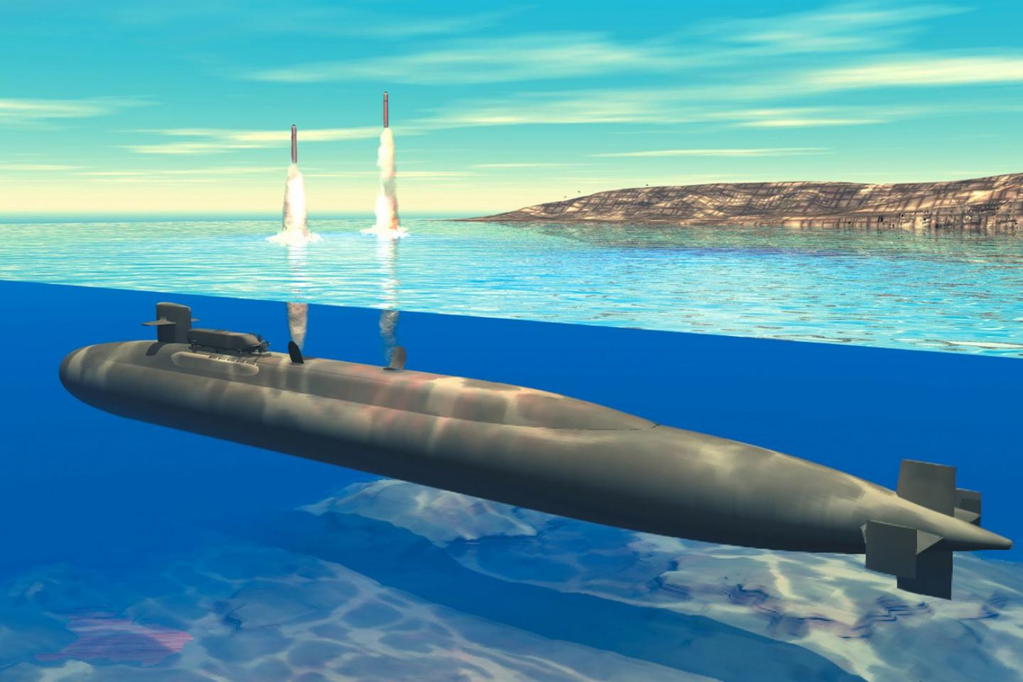 First Cut of Steel: The Navys New Ballistic Missile Submarine Is Coming Soon