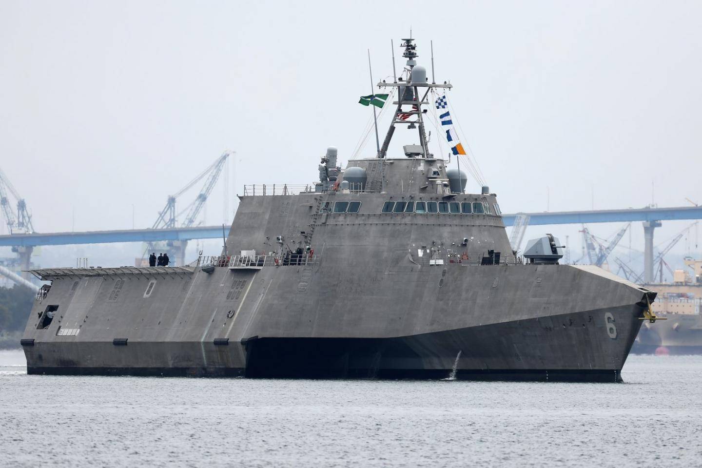 The U.S. Navys Little Disaster Ship Is a Real-World Nightmare