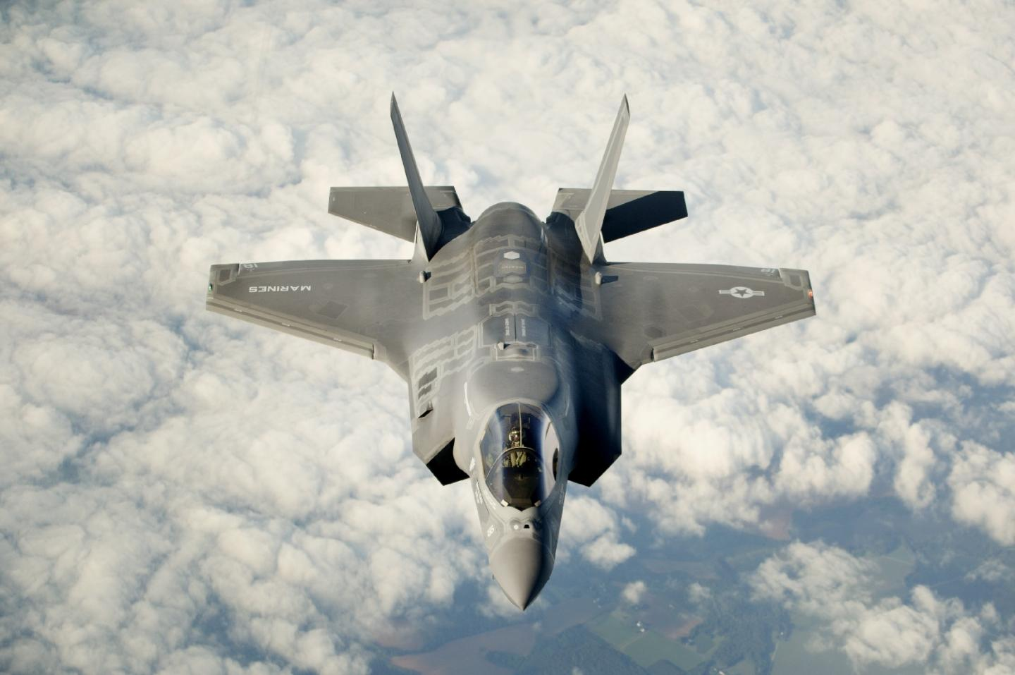Israeli Air Forces F-35 Stealth Fighter Went Into Irans Airspace: Report