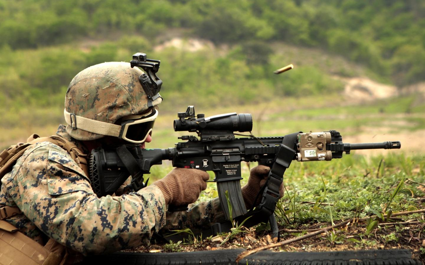 The 1 Thing the U.S. Marines Could Teach U.S. Navy SEALs