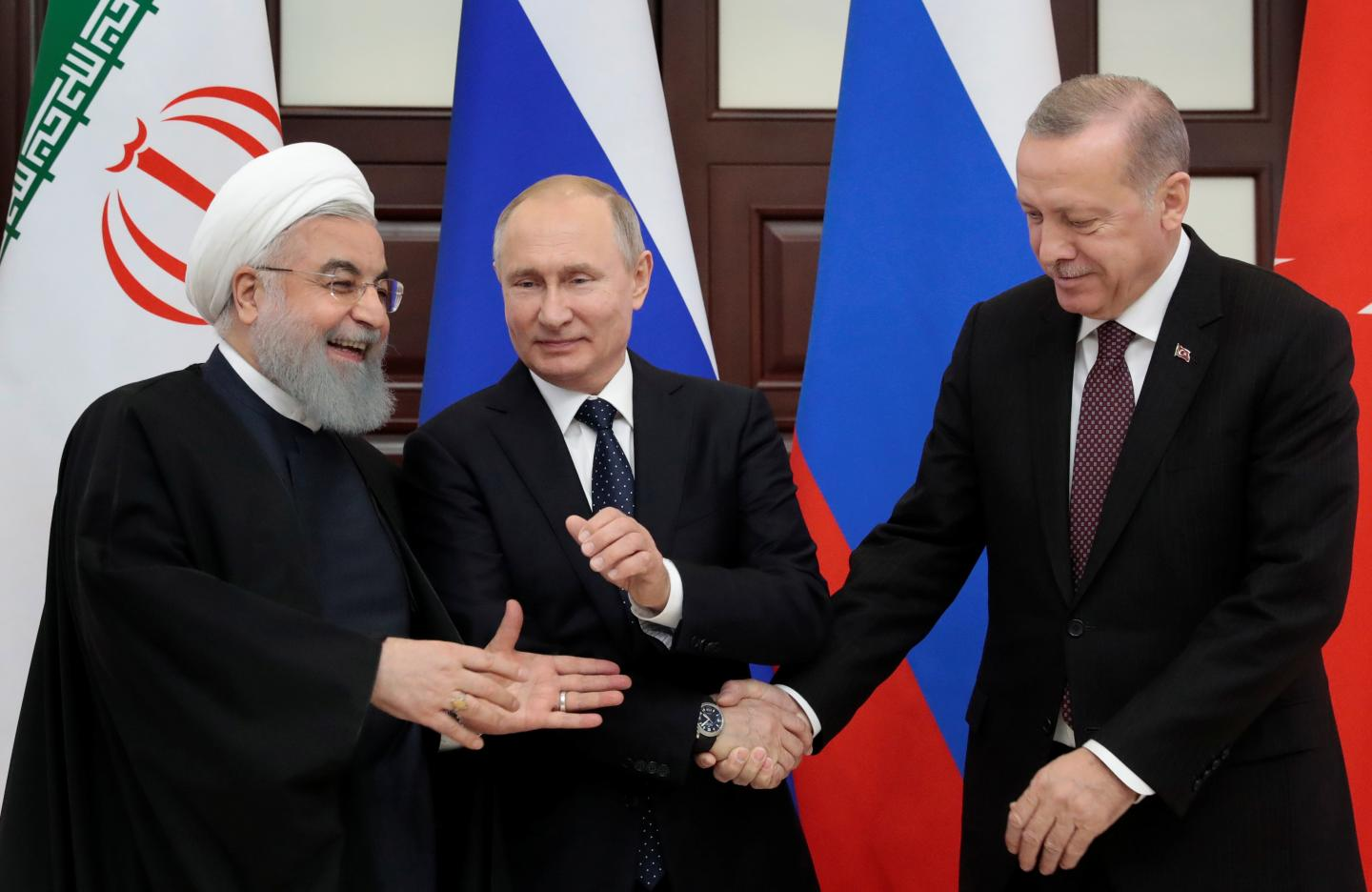 Russias Real Reasons for Partnering with Iran