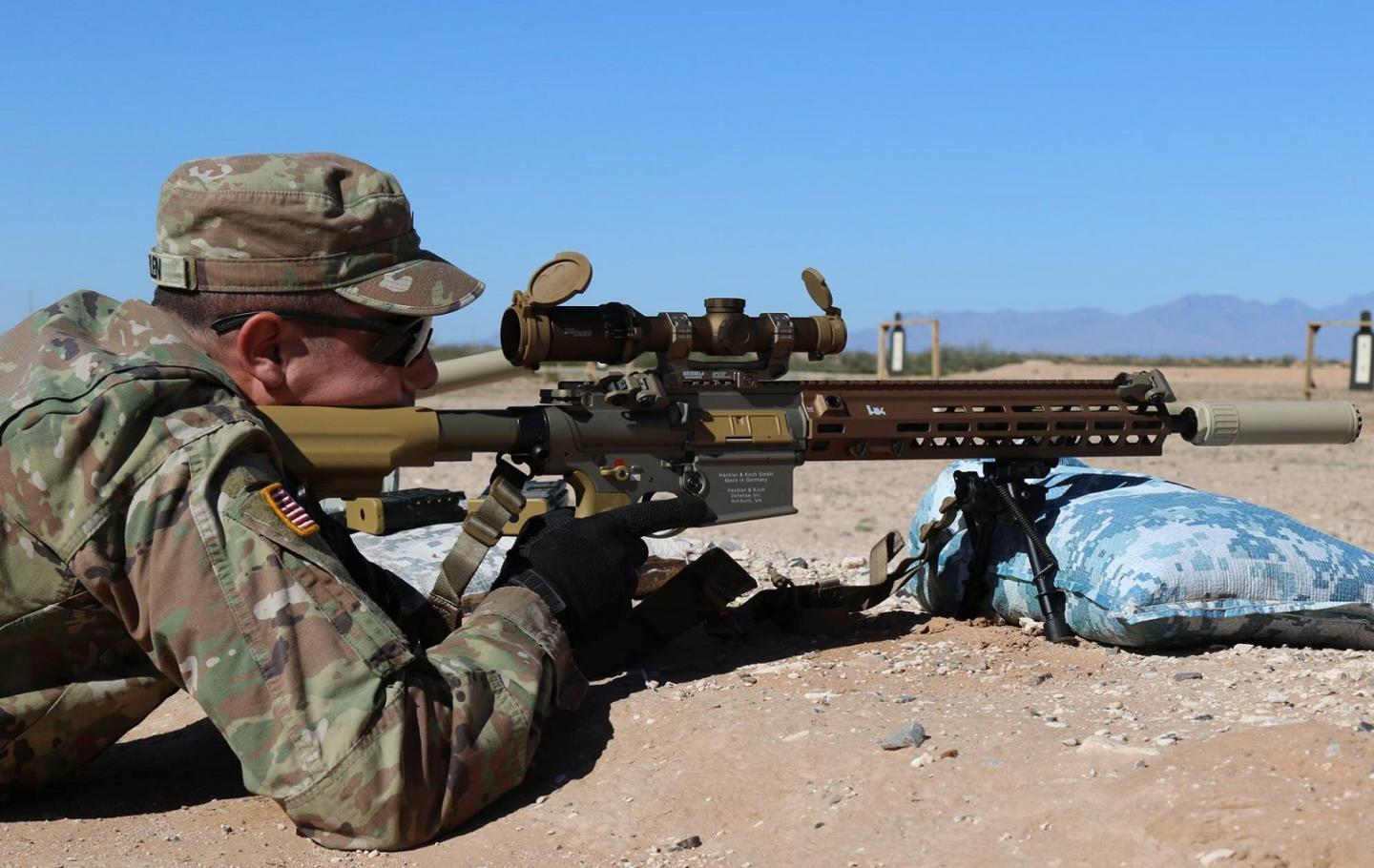 Why the U.S. Marines Might Totally Hate Their New Sniper Rifle