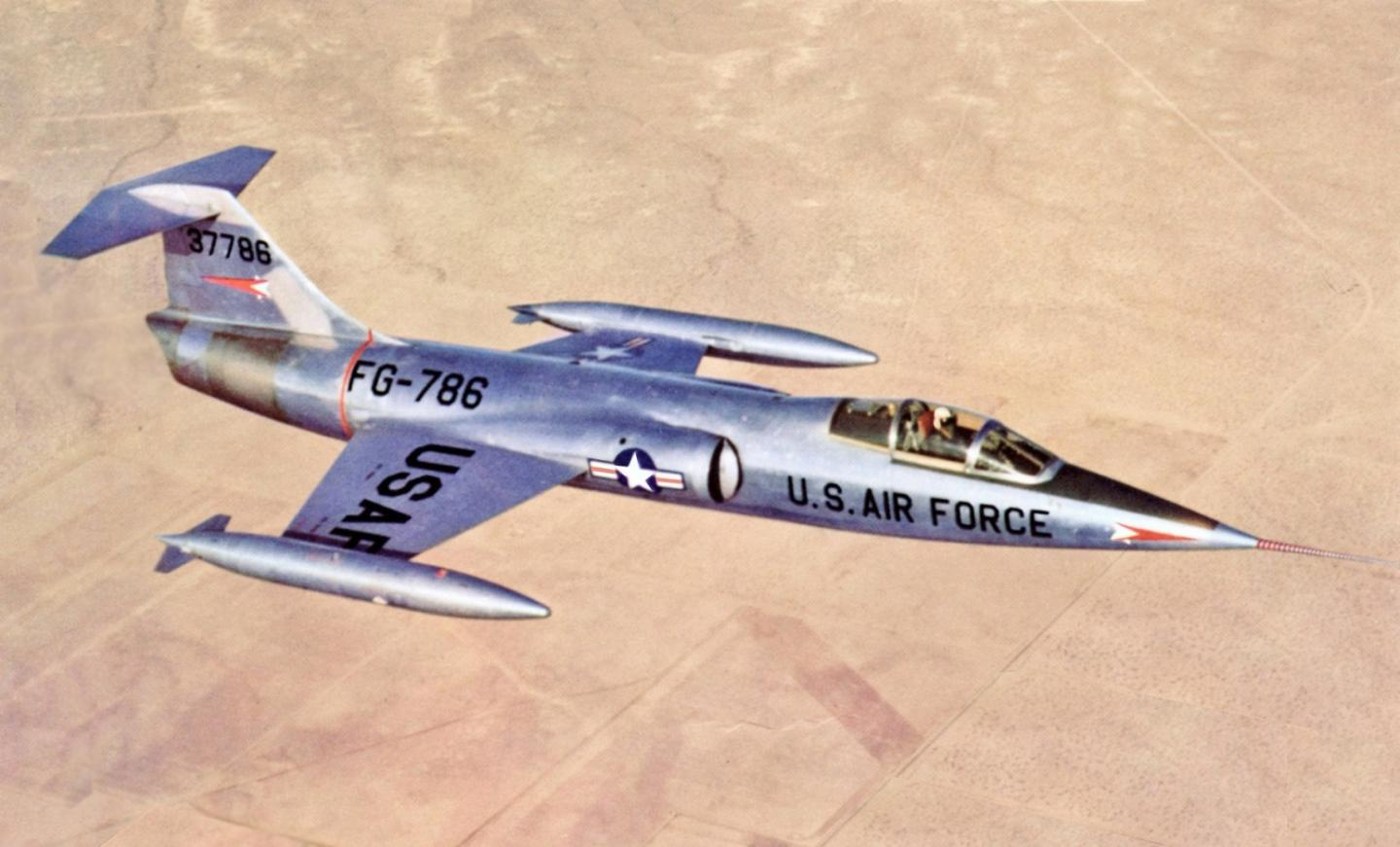 See This Old Plane? It Killed 4 F-15s In Simulated Battles in the Sky