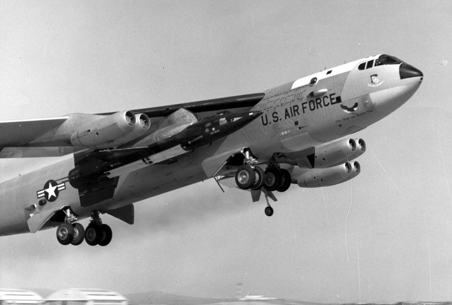 How the B-52 Bomber Got the Nickname BUFF