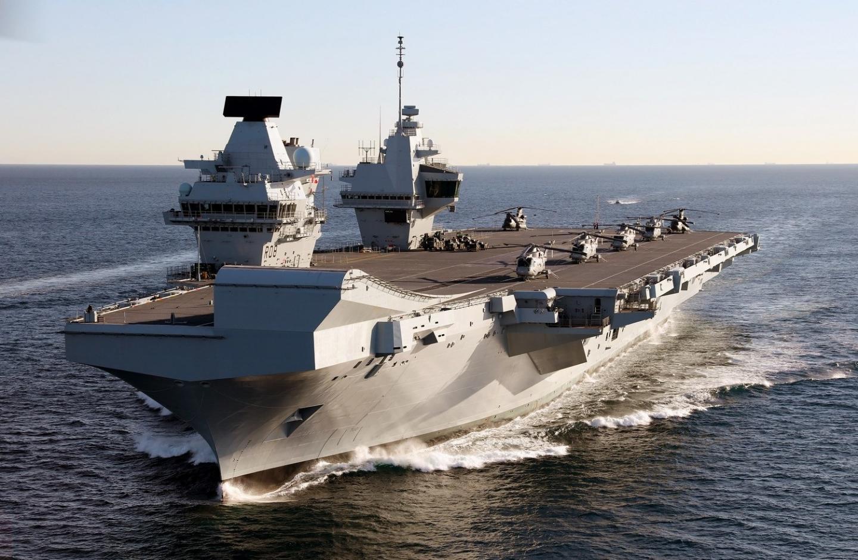 Iran Loves This: The Royal Navy Doesn't Have Enough Ships to Patrol Persian Gulf
