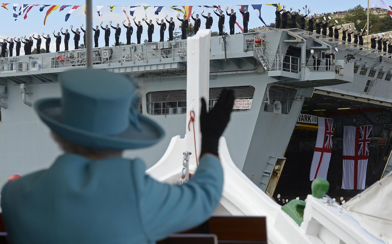 Iran Took Advantage of the Royal Navys Weakness