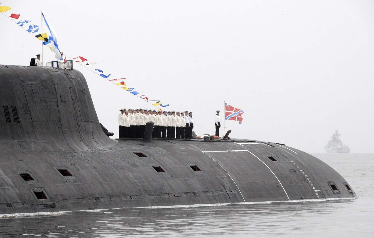 Is Russias Submarine Force Dying?