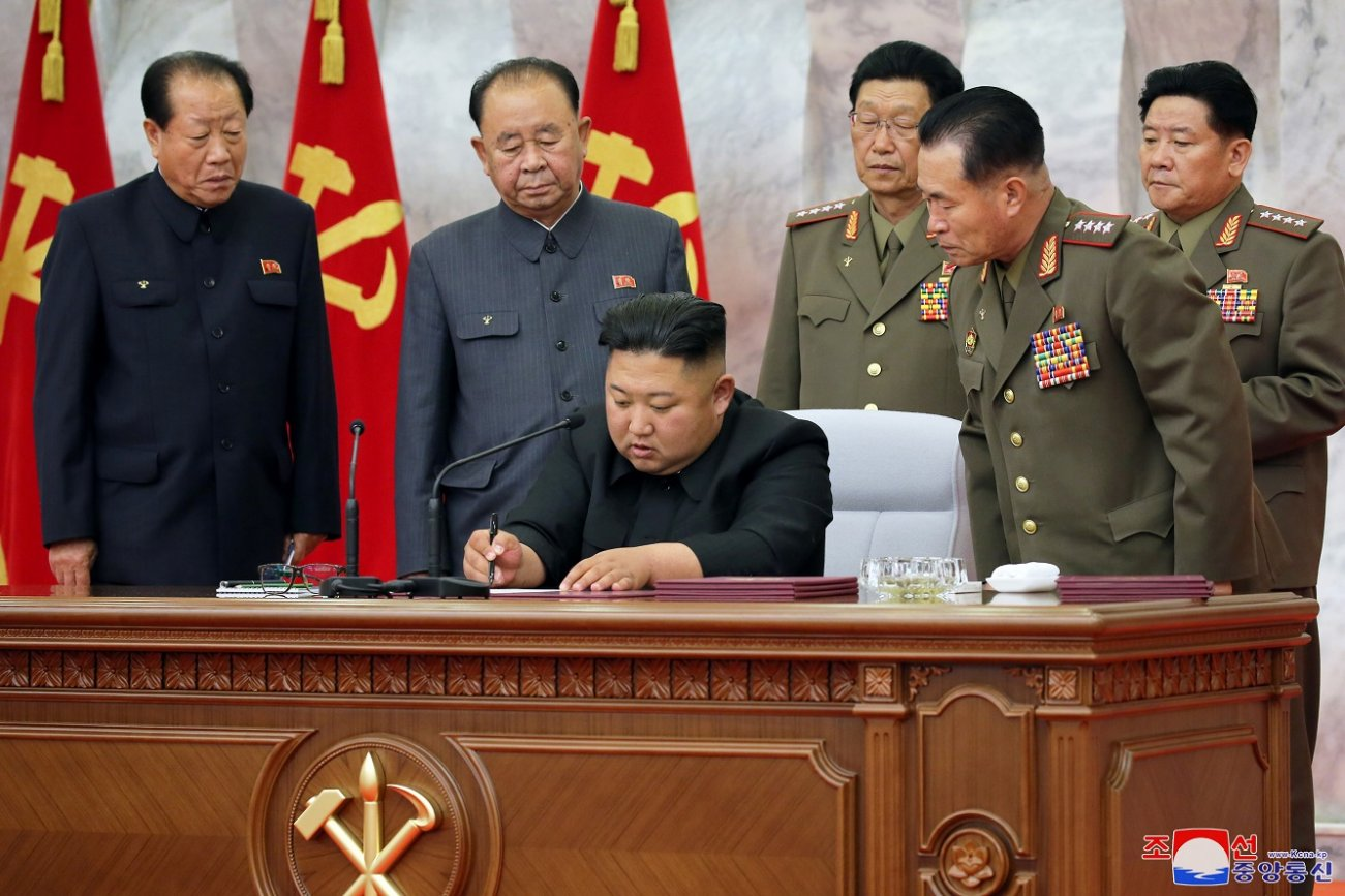 Why Is North Korea Starting a Crisis Now?