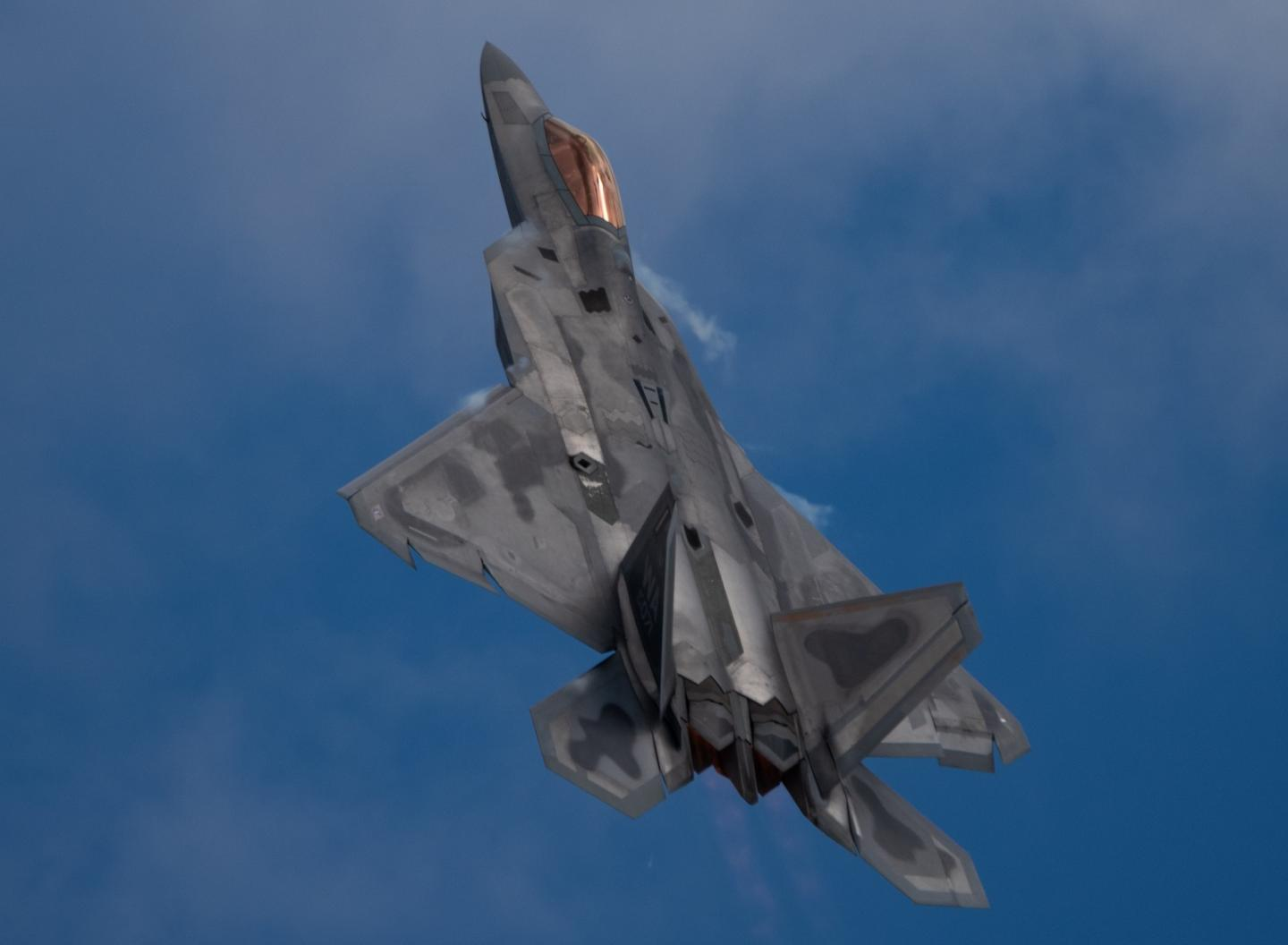 The Air Force Just Closed The Door on New F-22 Raptors