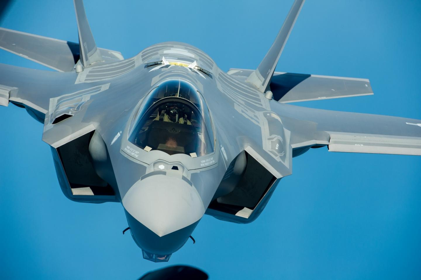 How America Would Win a War Against Russia or China (Think F-35s and More)
