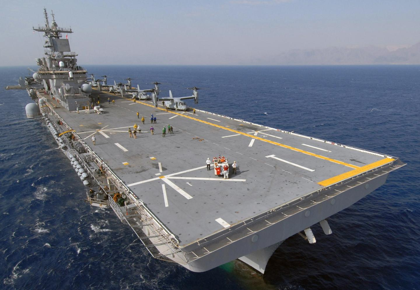 The U.S. Marines Might Be Souring on Amphibious Assault Ships. Heres Why