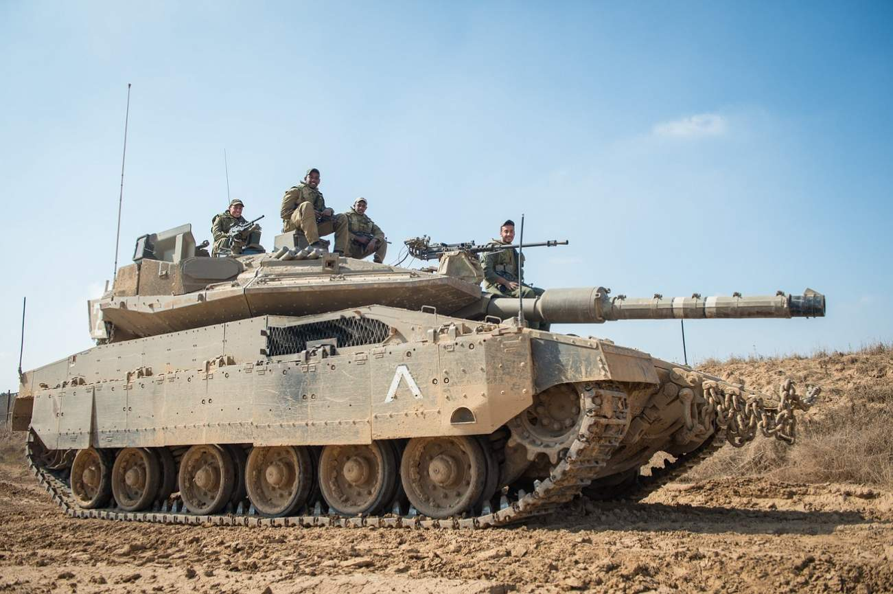 The Israeli Army Is Unprepared for a Ground War with Iran and Hezbollah