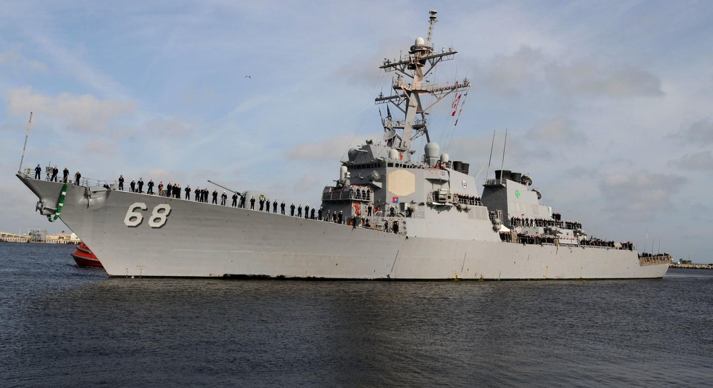 The U.S. Navy Wants to Add the Ultimate Weapon: Laser Guns?