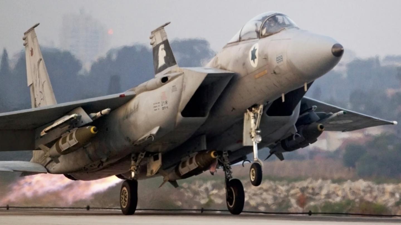 Israels F-15 BAZ FrankenEagle is Back is Business!