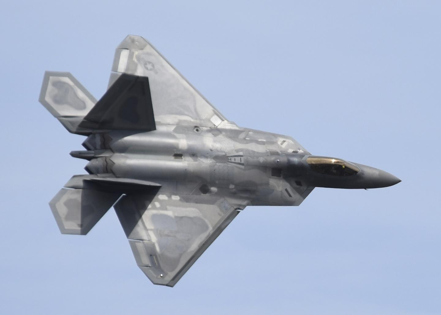 How Americas F-22s (Now Near Iran) Could Strike If War Breaks Out