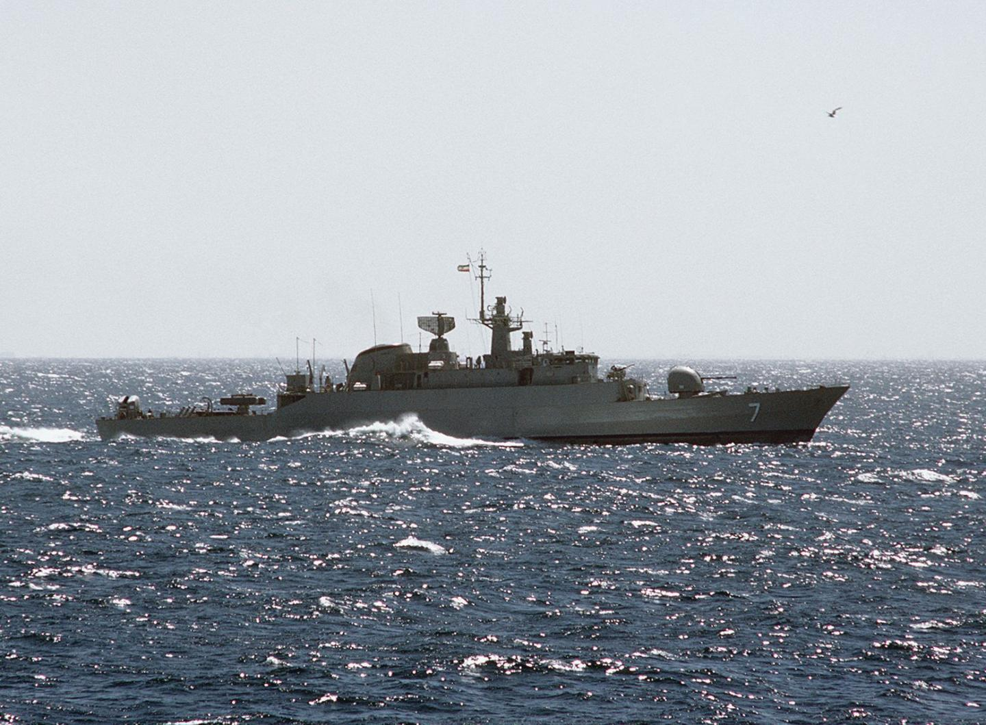 The Iranian Navys Sorry History of Losing Every Fight