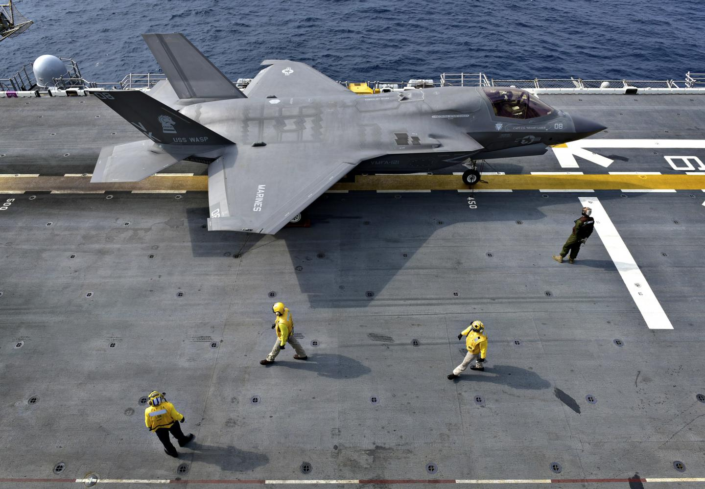 F-35 in Trouble? Dispute with Lockheed Martin Means No More American F-35 Deliveries