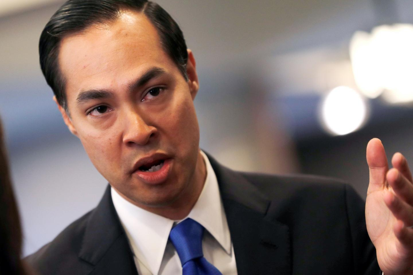 Julian Castro Is 'Hypercritical' Of Trump Immigration Policies He Once Praised Under Obama