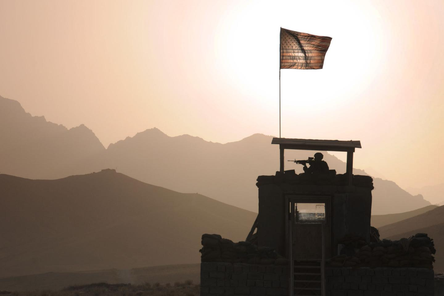 Afghanistan Isnt Worth Dying For