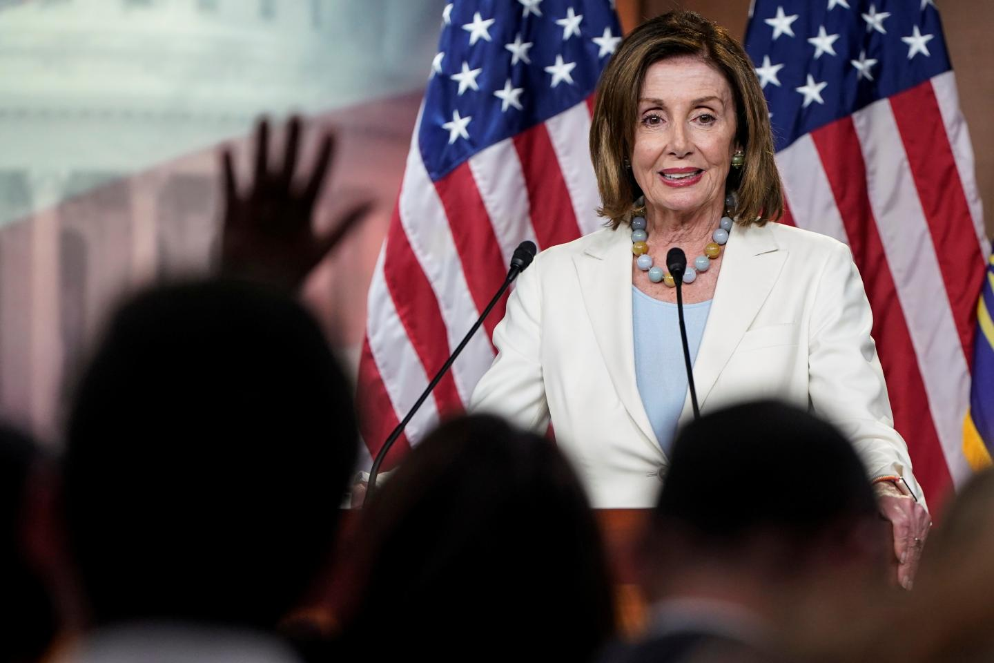 Why Democrats Are Further Away From Impeachment Than Ever