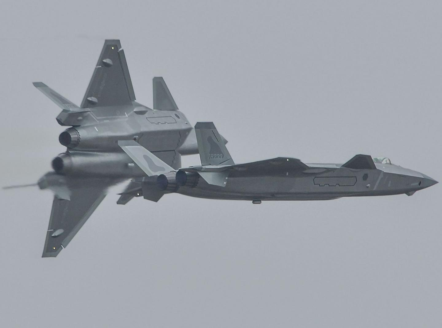 I See You: India Says It Can Track Chinas Stealth Fighters