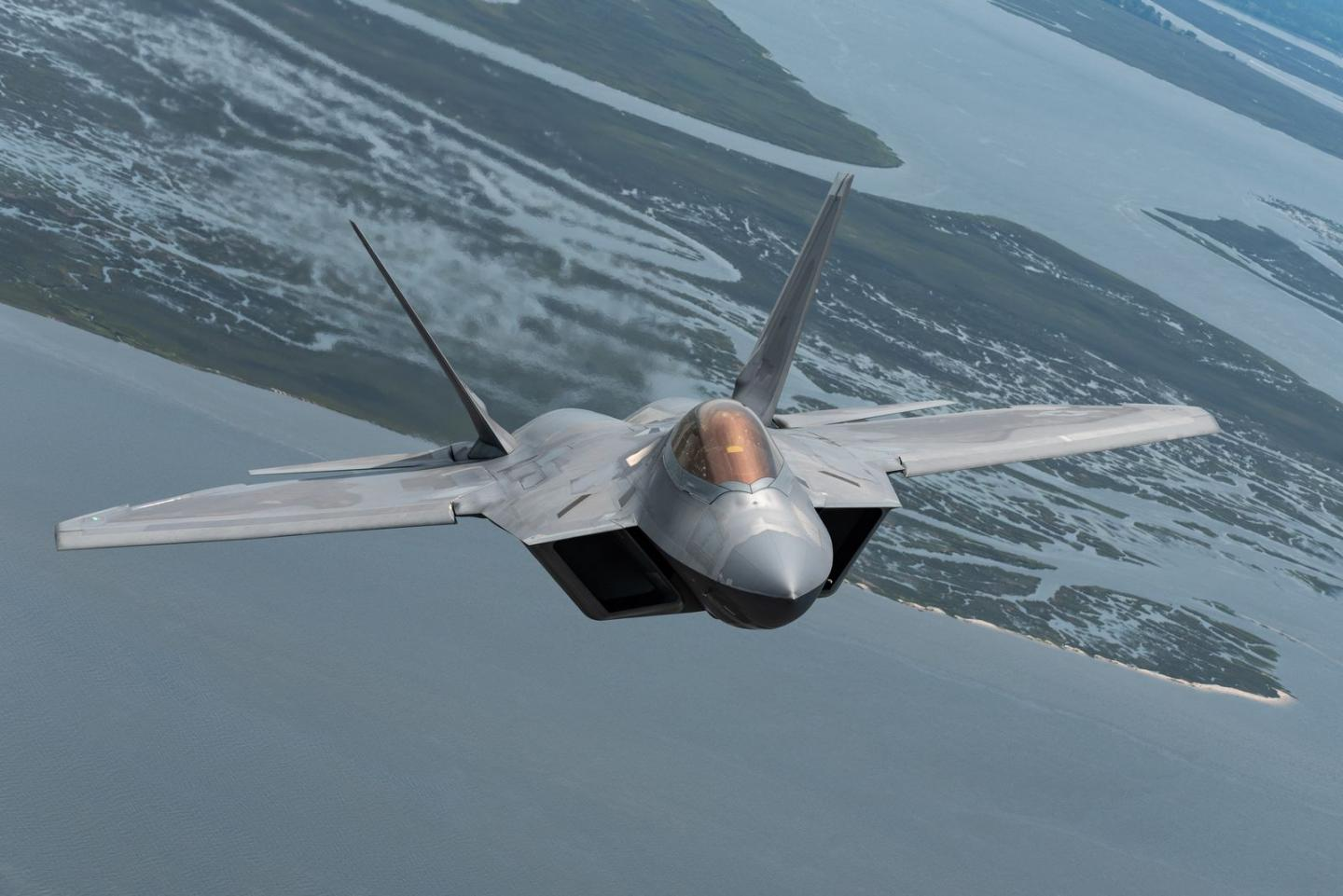 Could This New Threat Bring Down the Peerless F-22 Raptor?