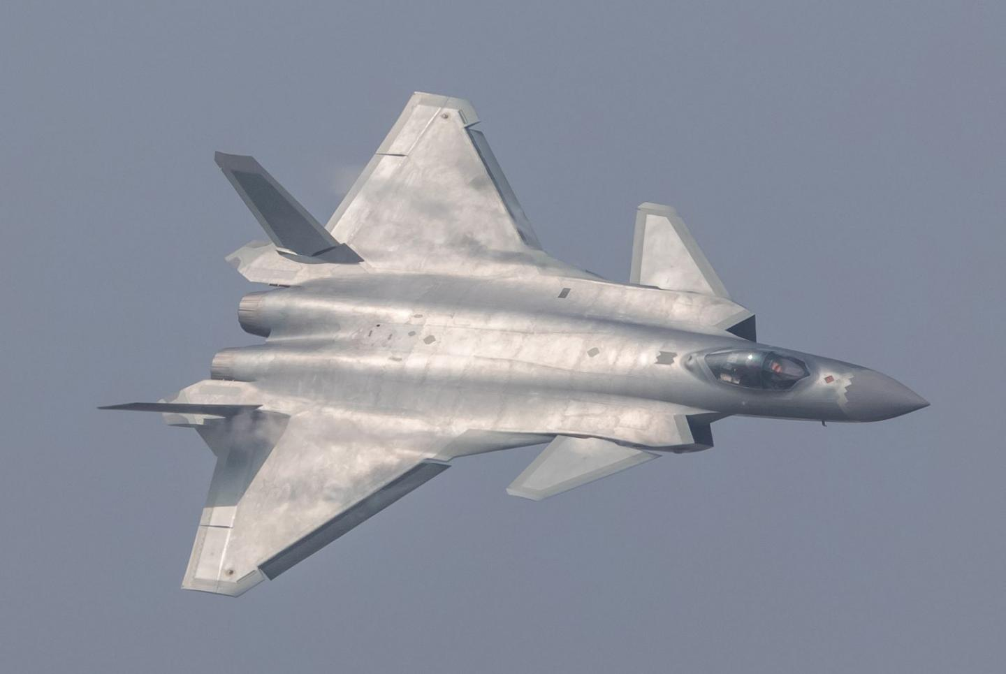 Is Chinas J-20 Stealth Fighter a Ripoff of Russian Technology?