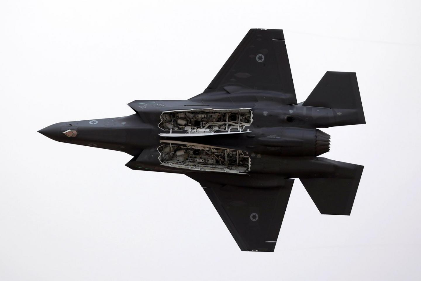 History Made: Last Year, Israels F-35 Were First Ever to a Launch Attack