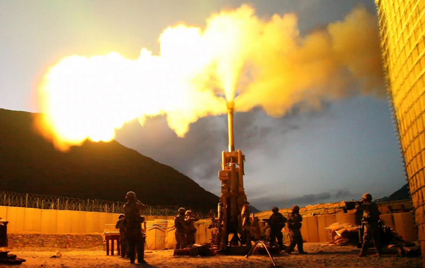 Big Guns: Army Prototypes Range-Doubling New Artillery Weapon to Outgun Russia