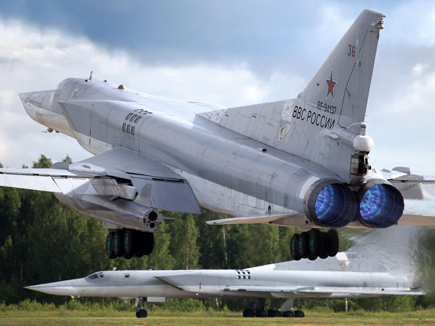 This Old Bomber from Russia Could Sink U.S. Navy Warships