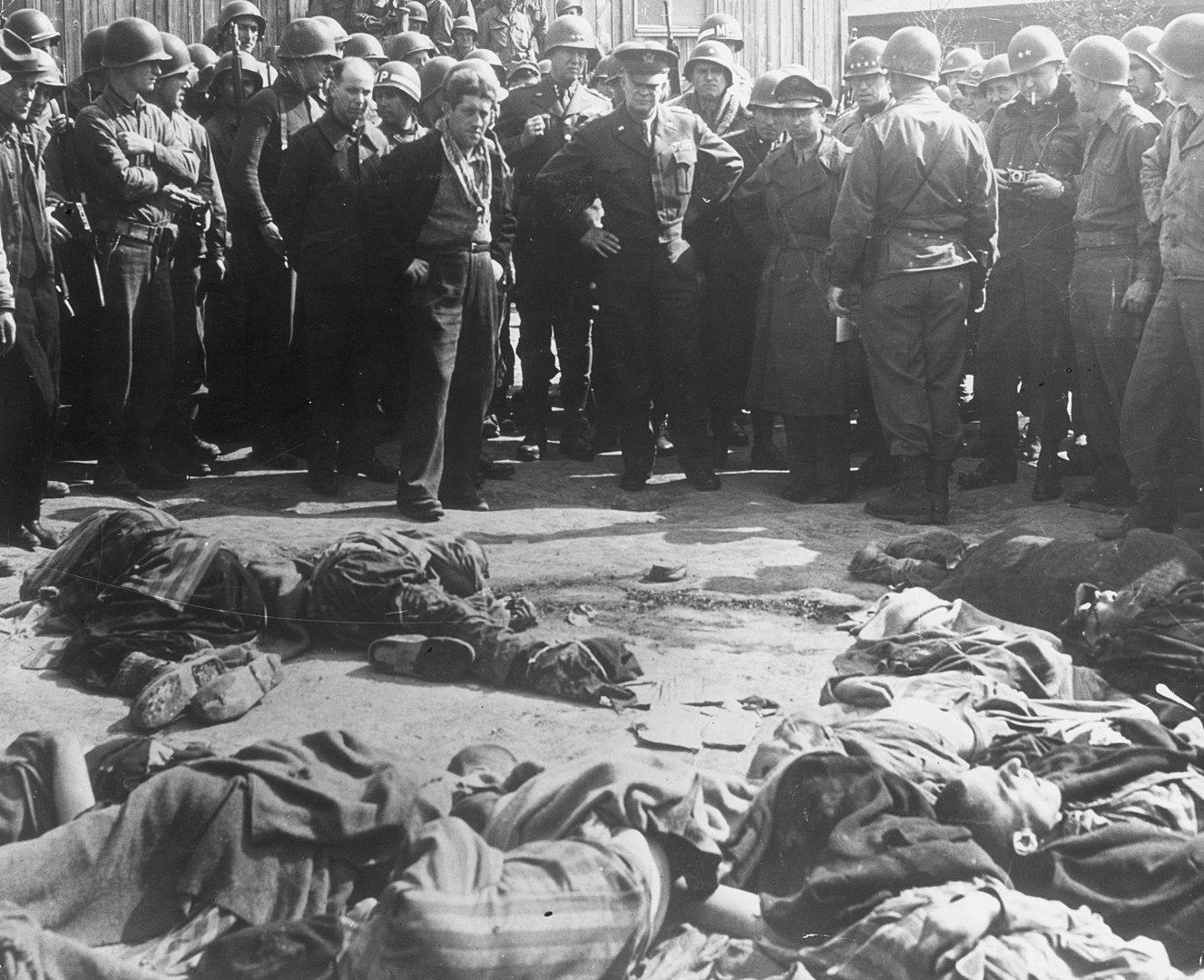 The U.S. Soldiers Who Liberated Nazi Concentration Camps Could Never Forget What They Saw