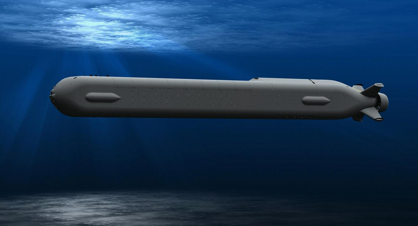This Photo Is Dangerous: It Could Be the Future of Navy Submarines