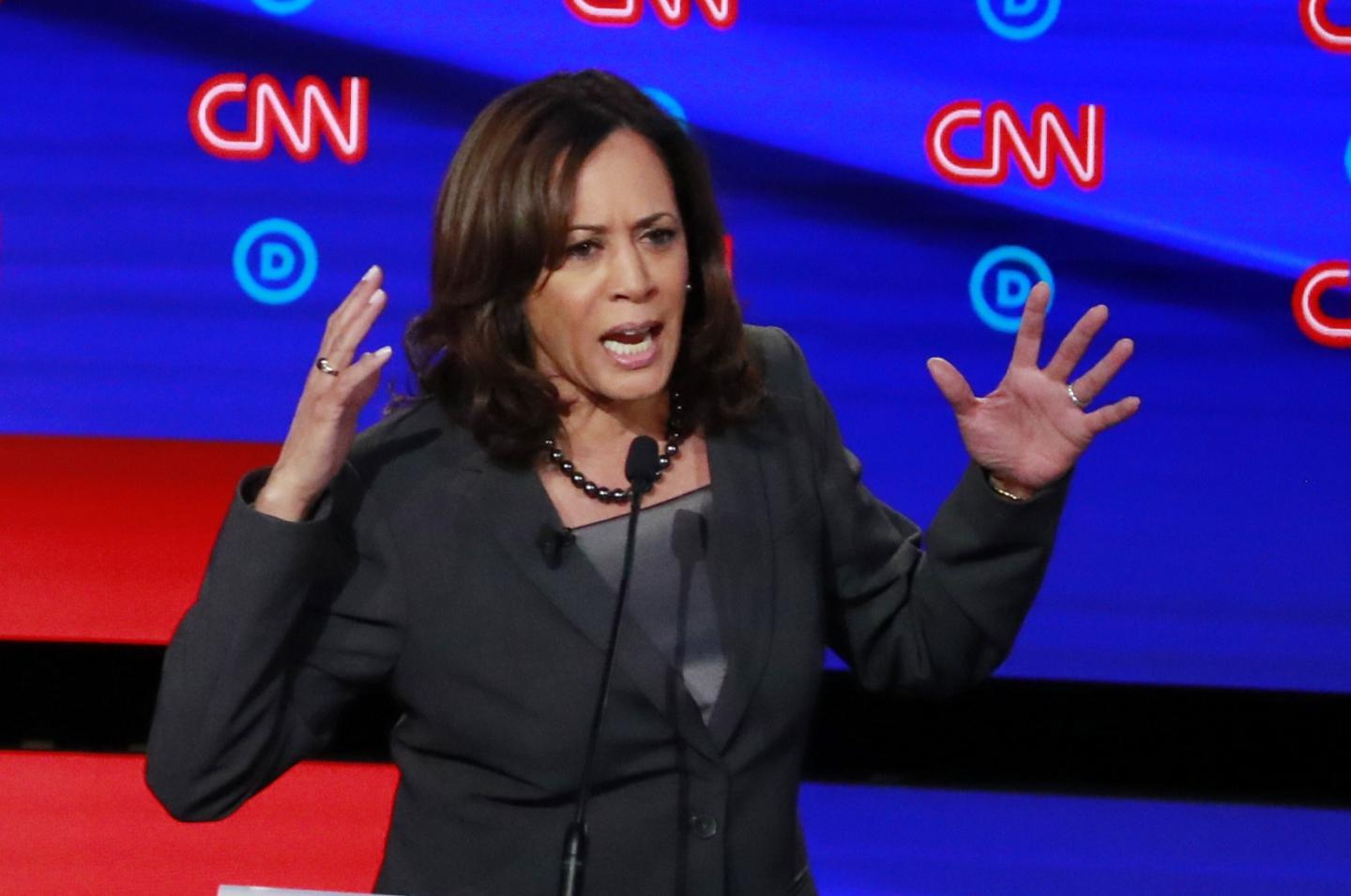 Kamala Harris Has 1 Big Weakness That Wont Be Easy to Dismiss