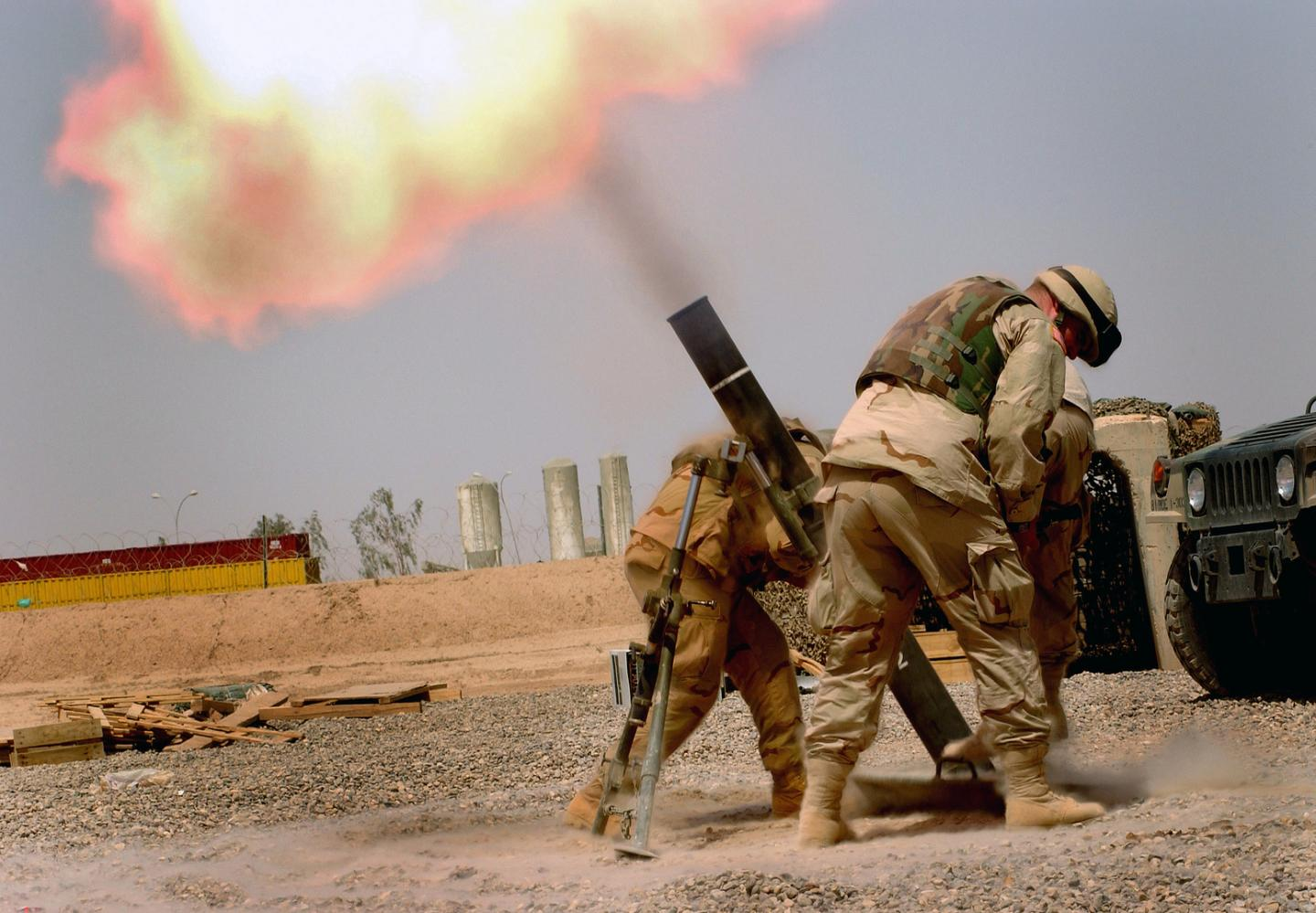 Think the Iraq War Was Hard? Heres What a War in Iran Would Be Like