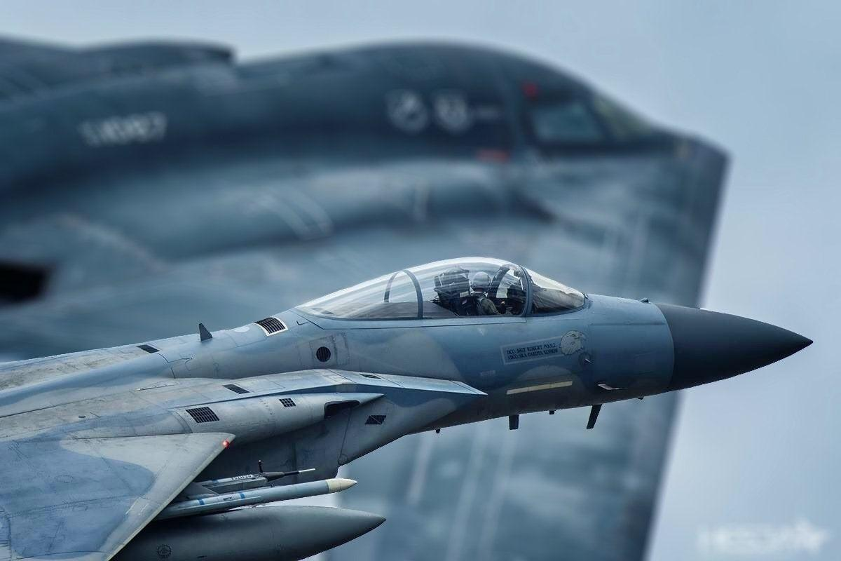 The Super-Charged F-15EX Fighter: Why This Combat Pilot Loves It