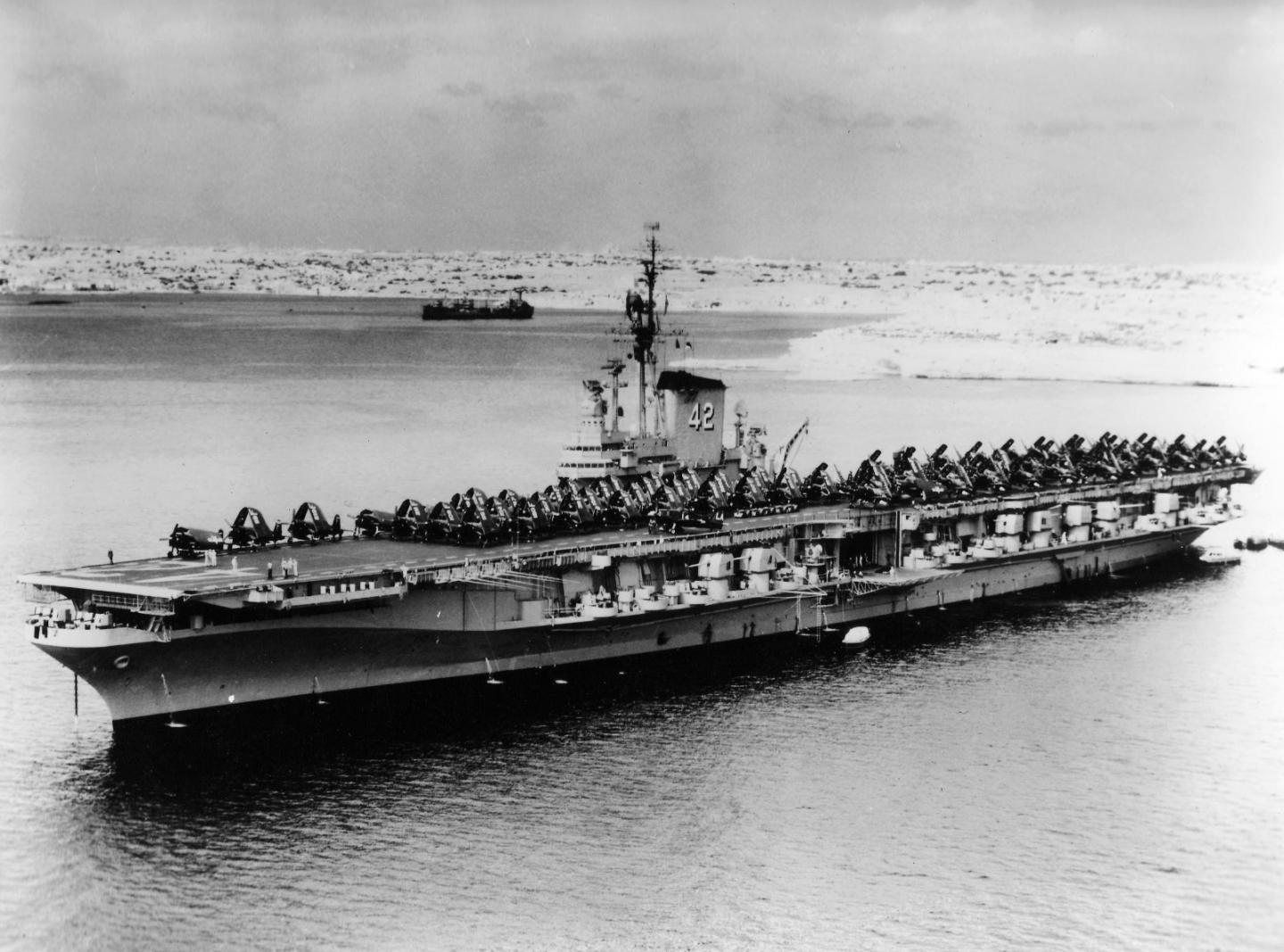 The U.S. Navy Loved the Midway-Class Aircraft Carrier. This Is Their Story