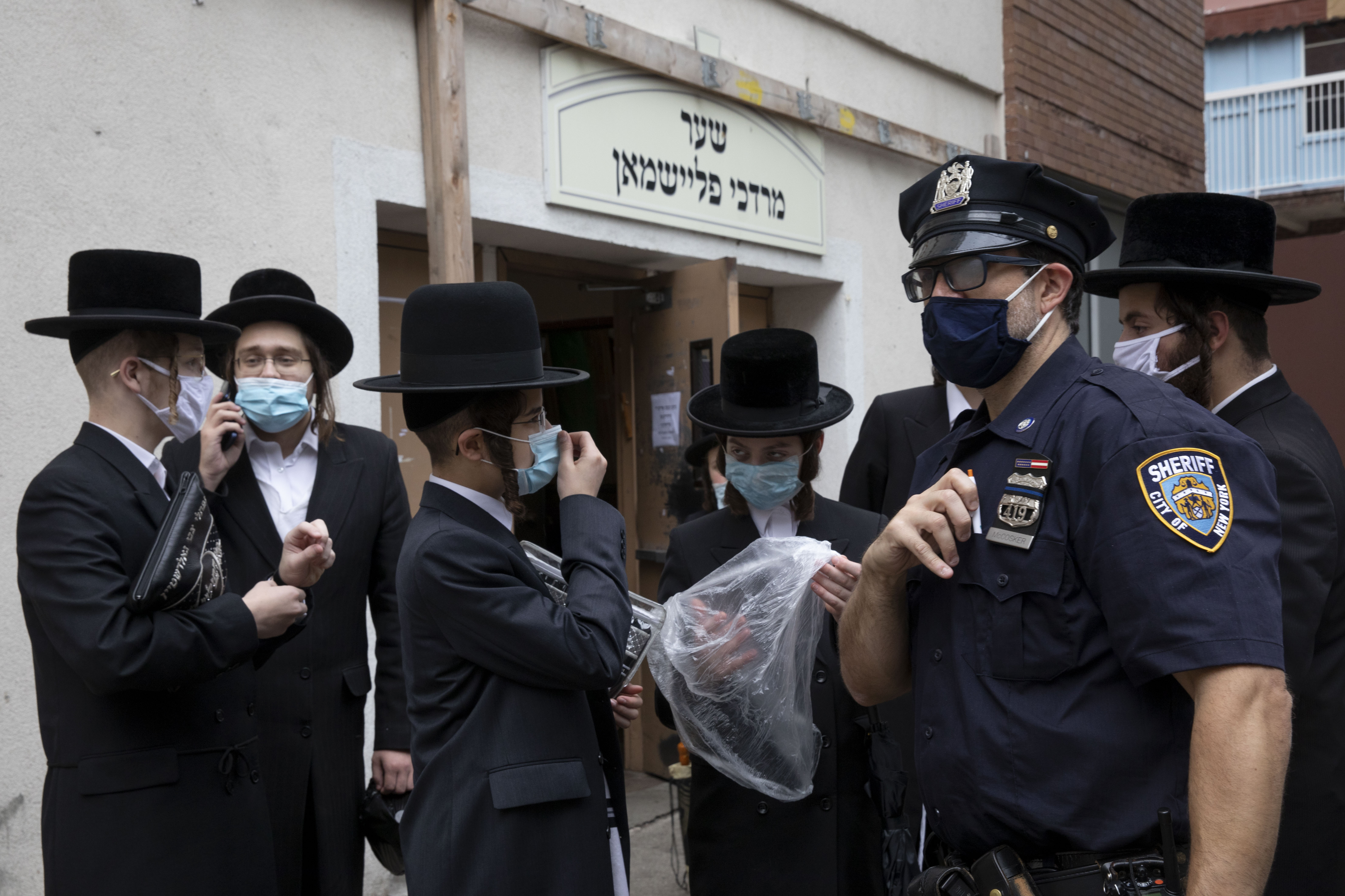 How a Virus Surge Among Orthodox Jews Became a Crisis for New York