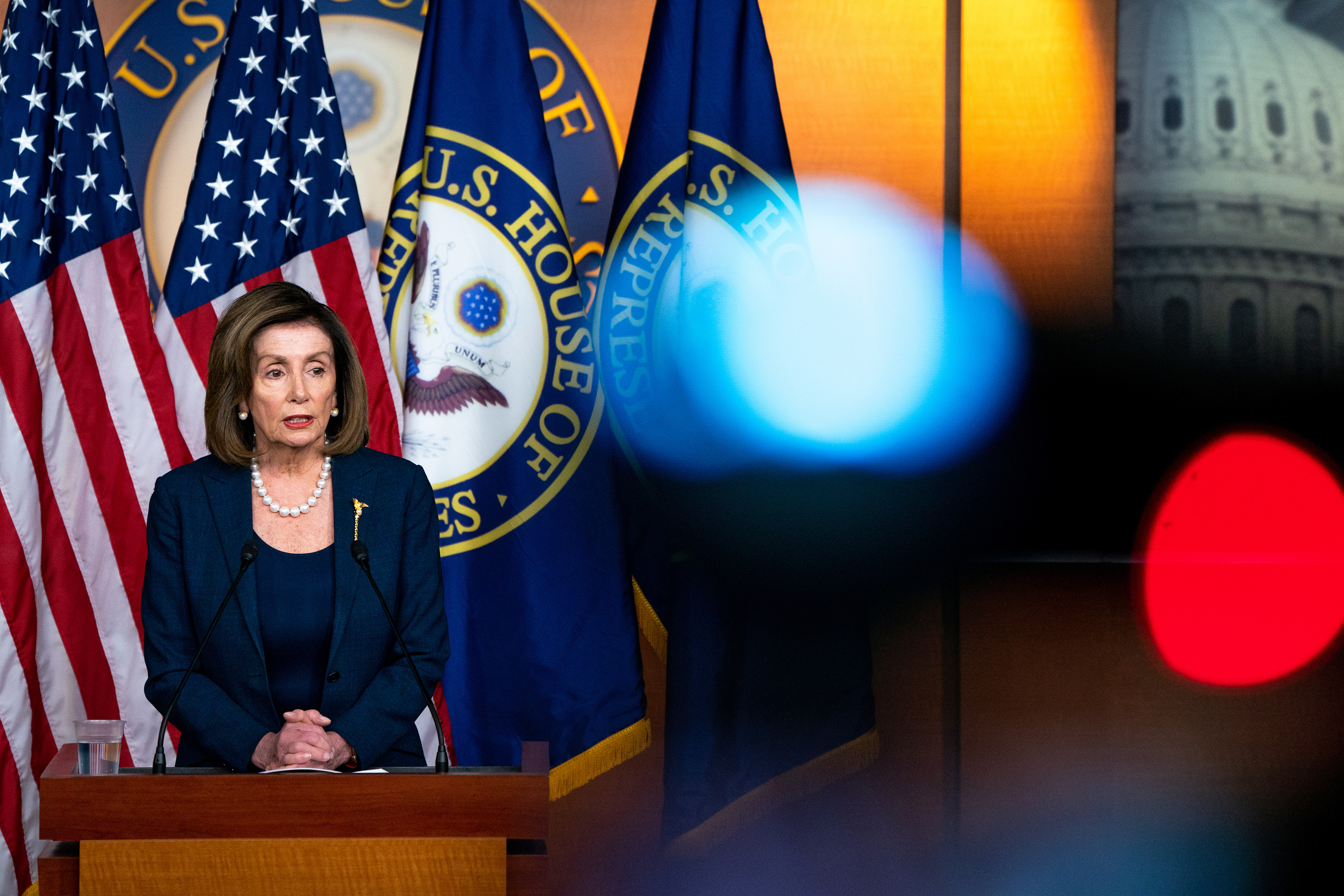 How Trump Is Spreading a Conspiracy Theory About Pelosi, Biden and Sanders