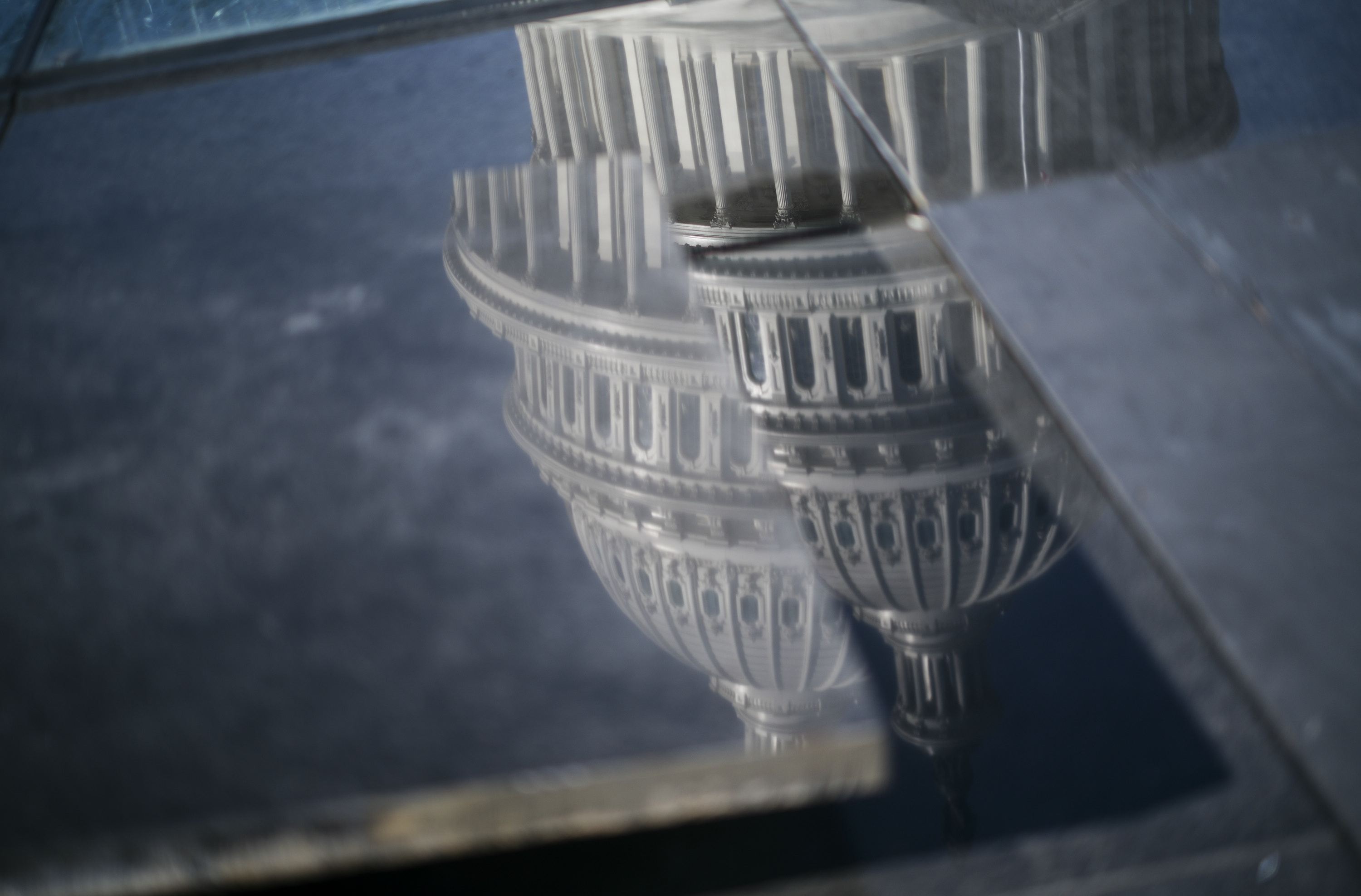 Even C-SPAN Is Piqued: Senate Puts Limits on Trial Coverage