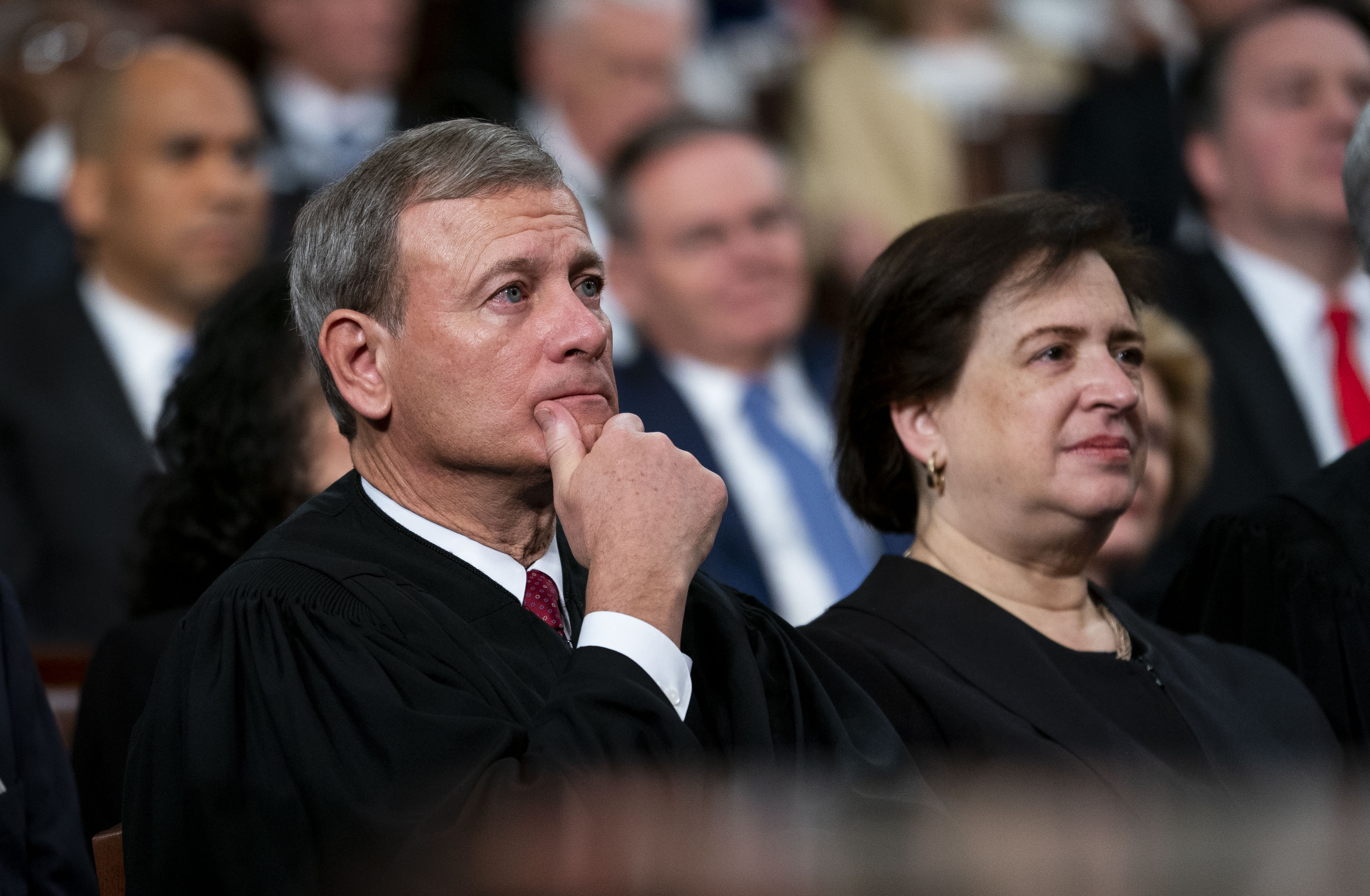 Impeachment Trial Looming, Chief Justice Reflects on Judicial Independence