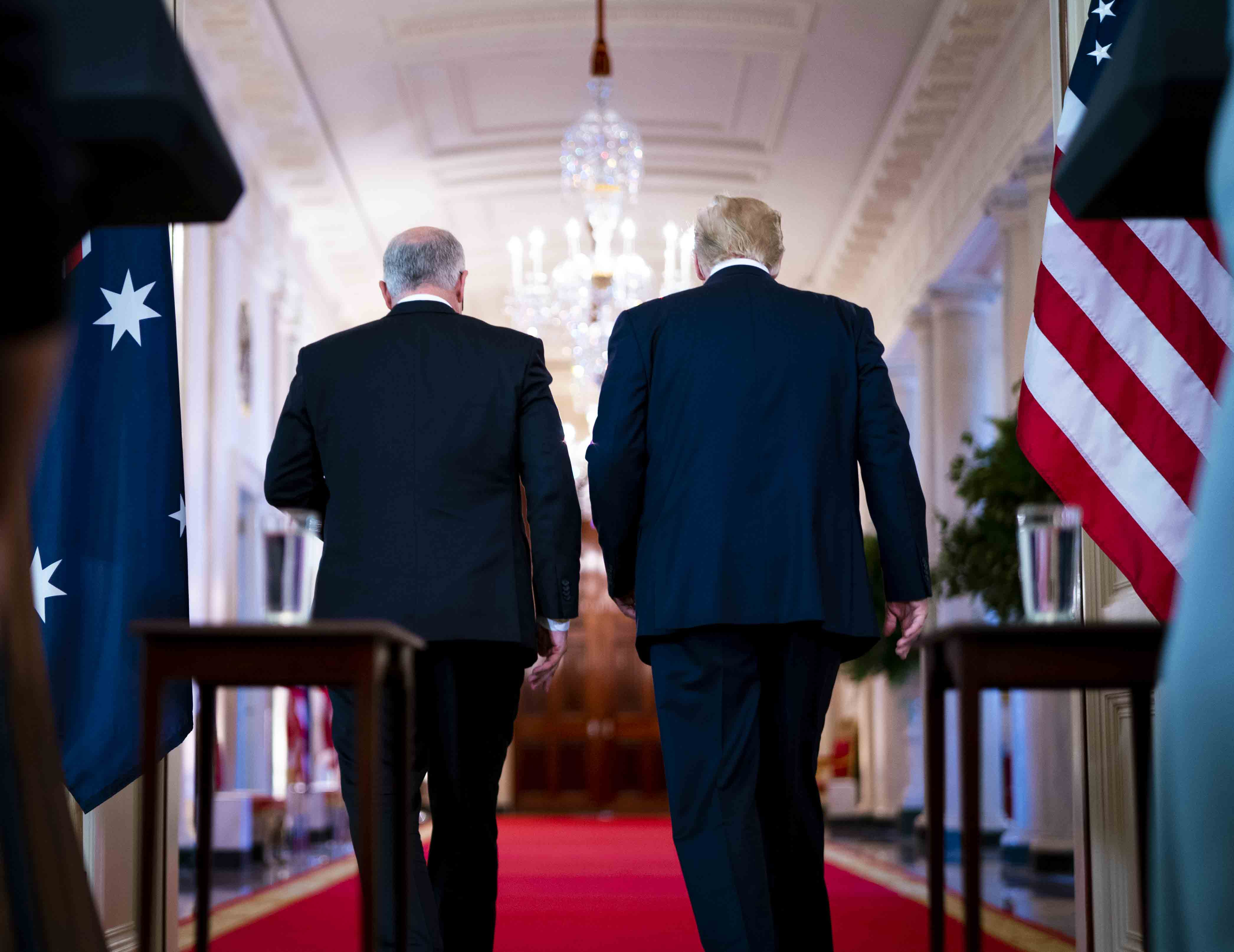Trump Pressed Ukraine Leader for Corruption Inquiry Into Bidens Son