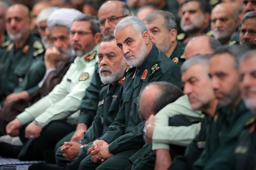 U.S. airstrike kills Iranian commander in Iraq