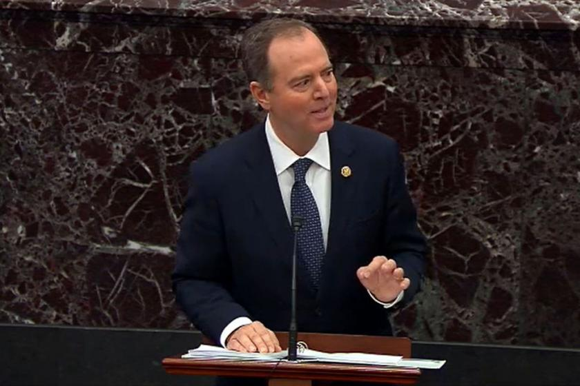 Adam Schiff delivers message to senators: If the truth doesnt matter, were lost