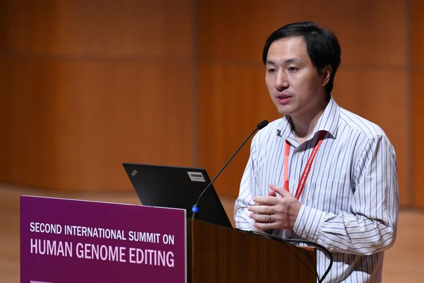 China sentences 3 researchers involved in creating 1st gene-edited babies