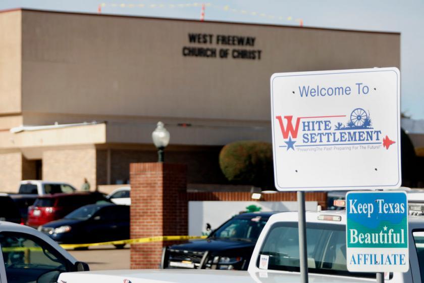 2 congregants killed in Texas church shooting